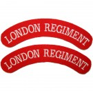 London Regiment Titles