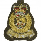 Adjutant General's Corps Beret Badge, Officers, Khaki