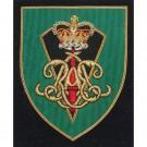 RA 29 Commando Wire Blazer Badge