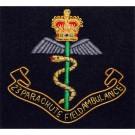 Royal Army Medical Corps Blazer Badge, 23 PARA, Wire