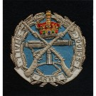 SASC Wire Blazer Badge