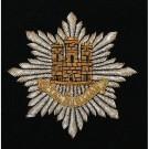 Royal Anglian Wire Blazer Badge