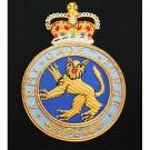 Army Cadet Force Blazer Badge, Wire