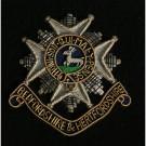 Beds & Herts Wire Blazer Badge