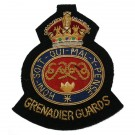 Grenadier Guards GV1R Wire Blazer Badge