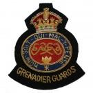 Grenadier Guards GV1R Wire Blazer Badge