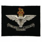 Parachute Regiment Association Wire Blazer Badge