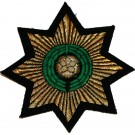 PWO Yorks Star Wire Blazer Badge