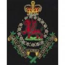 RRW Wire Blazer Badge