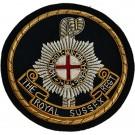 Royal Sussex Blazer Badge, Wire