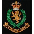 WRAC Wire Blazer Badge