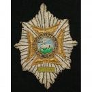 Worcester Forester Regiment - Wire Blazer Badge
