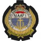 NAAFI Wire Blazer Badge