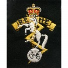 REME Silk Blazer Badge (Economy)