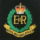 RMP Silk Blazer Badge