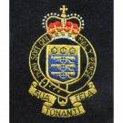 RAOC Silk Blazer Badge