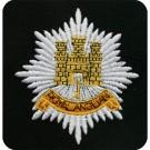 Royal Anglian Blazer Badge, Silk