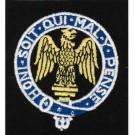 3rd Royal Anglians Blazer Badge, Silk