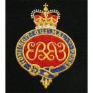 Grenadier Guards Blazer Badge, Silk