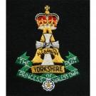 Green Howards Silk Blazer Badge
