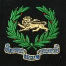 KORBR Silk Blazer Badge
