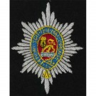 Worcestershire Regiment Silk Blazer Badge