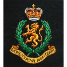 WRAC Silk Blazer Badge