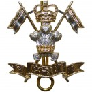 9th/12th Lancers Collar Badge (Other Ranks)