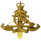 Royal Artillery Beret Badge, E11R, Brass