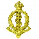 Royal Army Medical Corps Cap Badge, GV1R