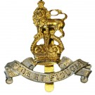 Royal Army Pay Corps Cap Badge, GV1R