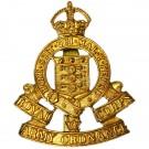 Royal Army Ordnance Corps Cap Badge, GV1R