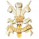 3rd Carabiniers Cap Badge