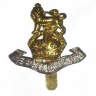 1 R Dragoons VIC/KC Cap Badge
