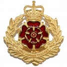 Duke Of Lancaster's Cap Badge