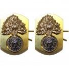 RRF Collar Badge (Other Ranks)