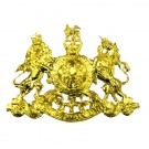 Household Cavalry Royal Arms Pouch Badge (Other Ranks)