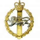 KORBR Cap Badge