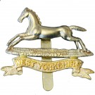 West Yorkshire Cap Badge