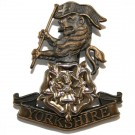 Yorkshire Regiment Beret Badge