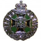The Rifle Brigade Lapel Badge