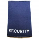 Security Slider White On Navy