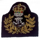 Royal Navy Beret Badge, Warrant Officers