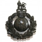 Royal Marines Beret Badge, E11R, Bronze