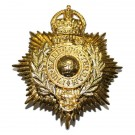 Royal Marines Helmet Plate