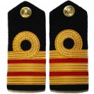 RN Surgeon Commander Shoulder Boards