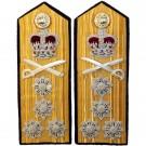 RN Admiral Ceremonial Shoulder Boards