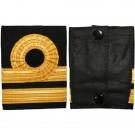 Royal Navy Lace Rank Slides (Lt)