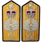 RN Admiral Of The Fleet Ceremonial Shoulder Boards