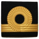 Embossed Rank Slide RN (Sub Lieutenant)